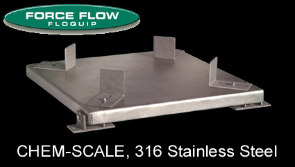 Chem-Scale Stainless Steel