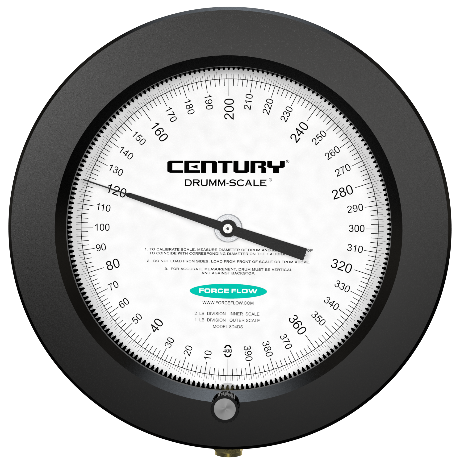 Century Dial Weight Indicator