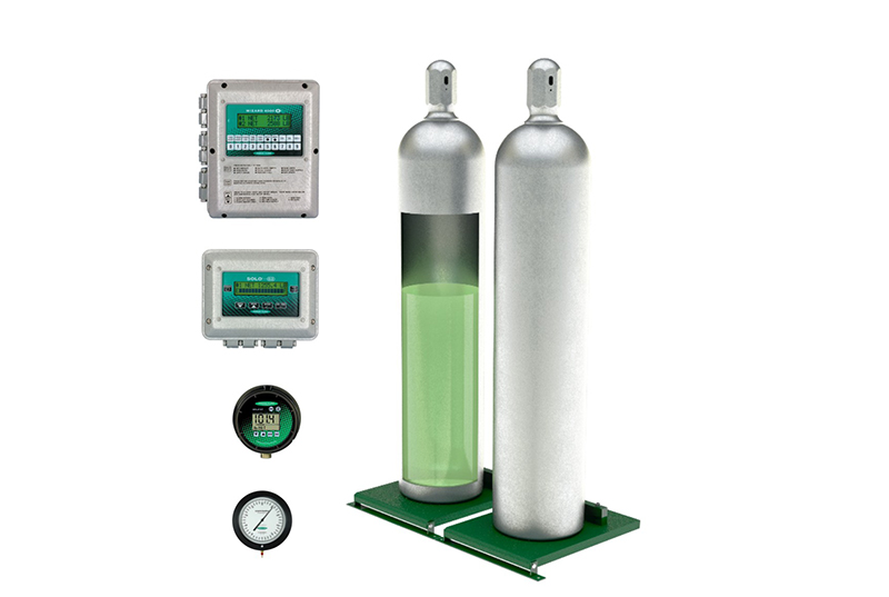 Chlor-Scale 150 | 150 lb Chlorine Cylinder Scales | Electronic