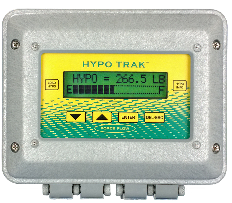Hypo Track Weight Indicator