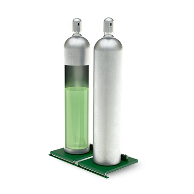 Chlorine Cylinder Scale