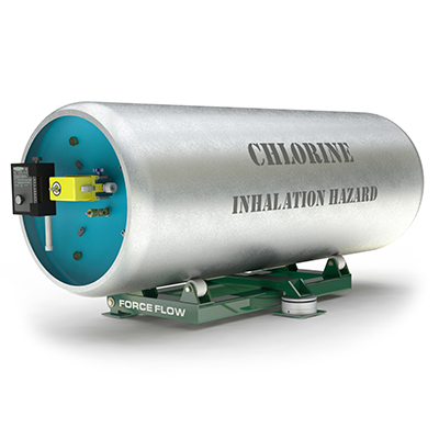 Chlorine Ton Container Scale