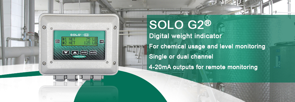 Solo G2 Dual Channel Digital Weight Indicator